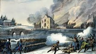 War and Independence Canada America  Rebellion.