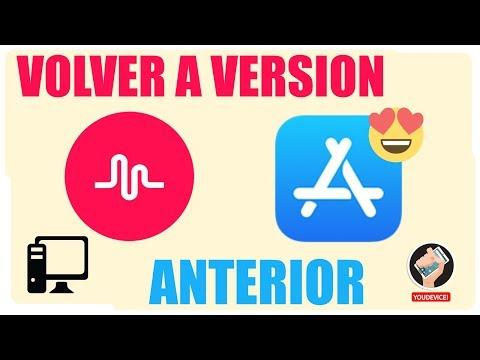 Cómo regresar o volver cualquier aplicación de iOS (Windows & Mac para todos los dispositivos APPLE)
