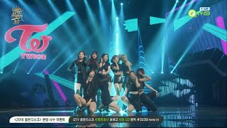 Video [1080p] [60fps] TWICE - Like OOH-AHH @ 30th Golden Disk Awards download MP3, 3GP, MP4, WEBM, AVI, FLV November 2017
