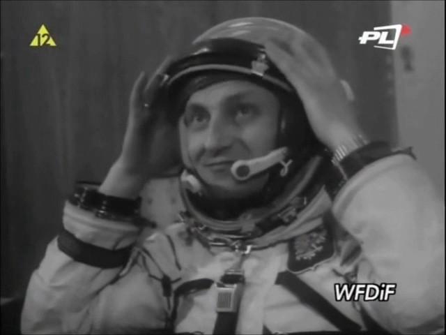 PRL 1978 Hermaszewski leci w kosmos #1