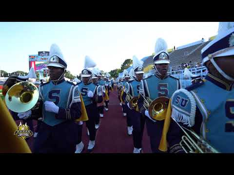 Southern University Human Jukebox | Marching In | Boombox Classic 2018