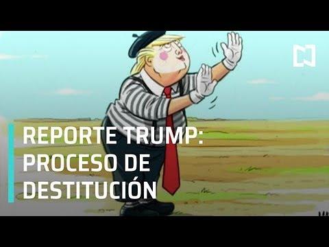 Reporte Trump: Argumentos a favor y en contra de la destitución de Trump - Despierta con Loret