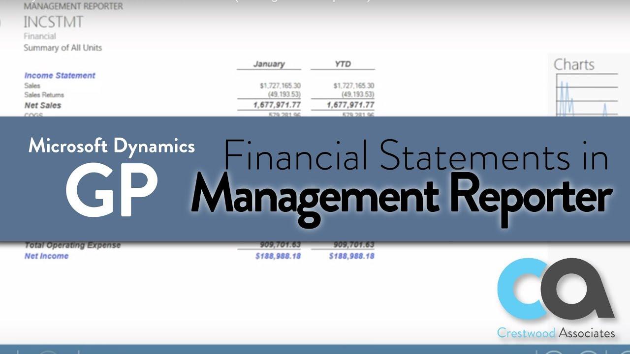 microsoft financial statement