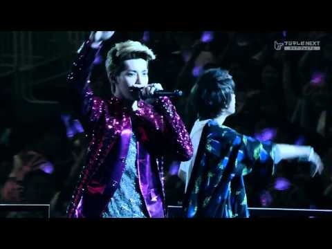 1080P121026 Amber & Key & Kris   Like a G6 SMTown Live World Tour III in Tokyo fujiNEXT