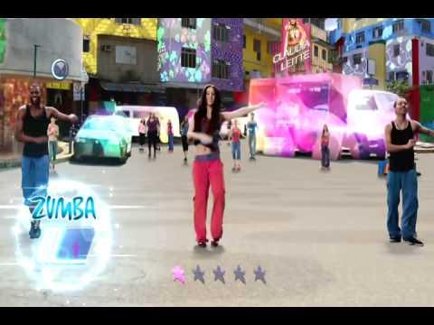 Zumba Fitness World Party Batucada Dance