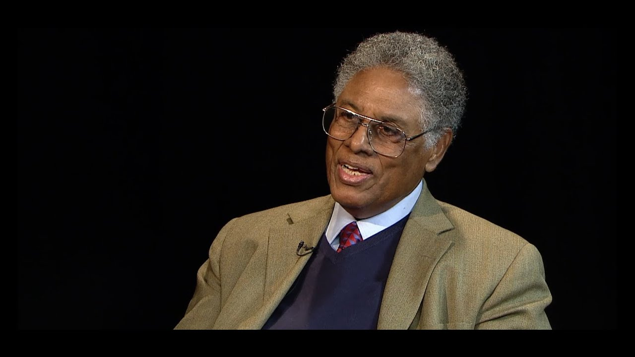 thomas sowell discusses his essay trickle down theory and tax thomas sowell discusses his essay trickle down theory and tax cuts for the rich institution