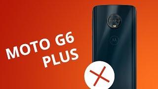 5 motivos para NO comprar el Moto G6 Plus