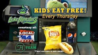 Kids Eat Free 2016 | The H-Team