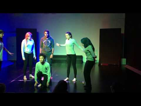 The Girl Who Cried Wolf - GCSE Drama 2016