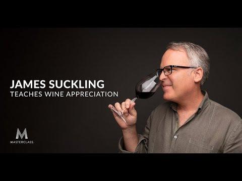 James Suckling Teaches Wine Appreciation | Official Trailer | MasterClass