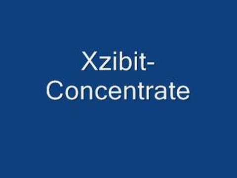 XzibitConcentrate