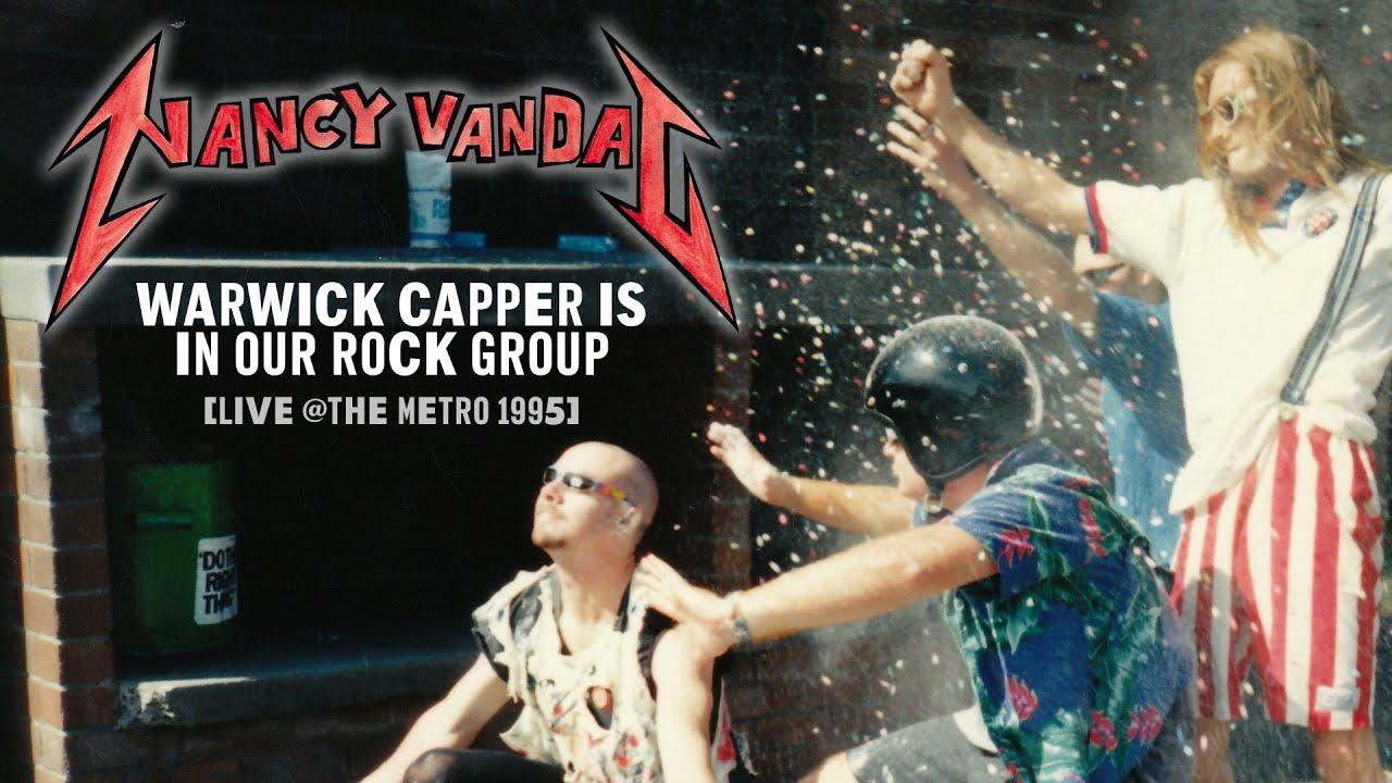 warwick capper video