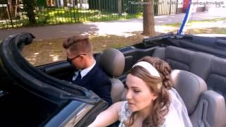 Кабриолет на свадьбу в Азове. Прокат авто на свадьбу. Аренда кабриолетов