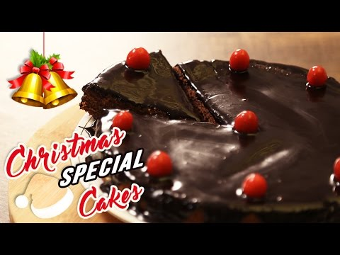 Cake Recipes | Christmas Special | Easy To Make Cakes At Home | Ruchkar Mejwani