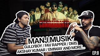 Download Video MANJ MUSIK Talking about The COMMANDANTS - Diss Song - RDB - Desi HipHop 2 and More... MP3 3GP MP4