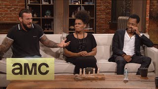 CM Punk and Yvette Nicole Brown Predict What
