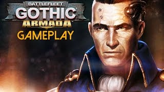 Battlefleet Gothic: Armada Gameplay (PC HD)