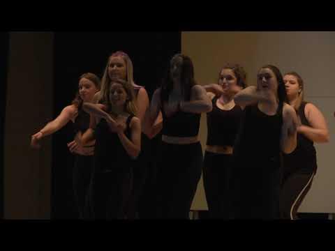 "Sigma Kappa \""Sing & Sync\"" - Greek Week 2019 at Thiel College"