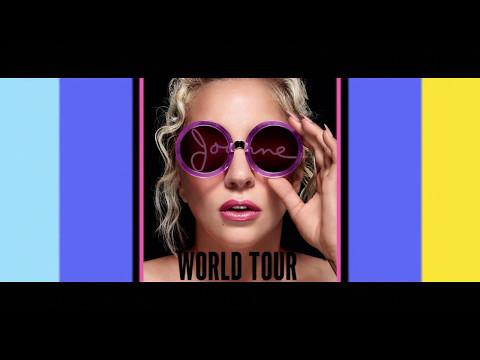 Lady Gaga - Joanne World Tour 2017 NUEVA FECHA
