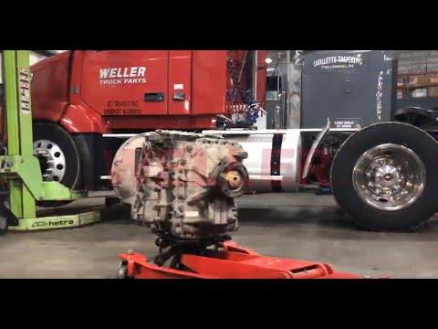 Ishift How To Remove And Install The Volvo Ishift Tecu