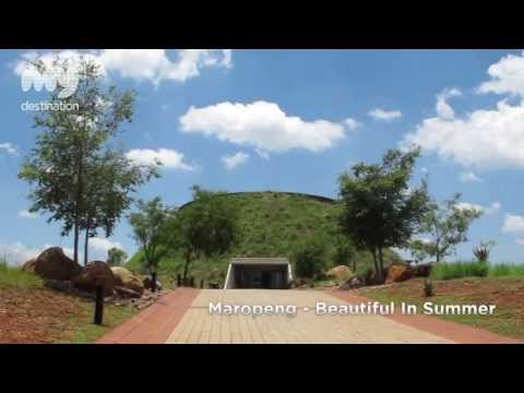 Maropeng Visitor Centre (Video 2), Cradle of Humankind, Johannesburg