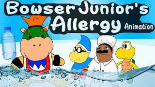 Here is the animated version of SML Short: Bowser Junior's Allergy!...