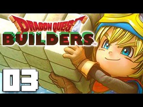 Generate Dragon Quest Builders #03 : UN PORTAIL VERS UNE AUTRE ÎLE ! Screenshots