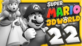 SUPER MARIO EN NOIR ET BLANC !   SUPER MARIO 3D WORLD EPISODE 22 CO-OP NINTENDO