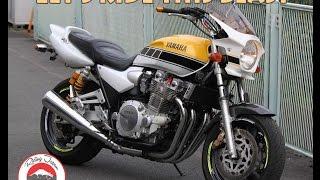 #132 Test Ride, Yamaha XJR 1300