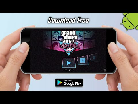 [New 2020]How To Download GTA Vice City On Android For Free |GTA VC Highly Compressed || No Error