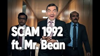 Scam 1992 Theme Song ft. Mr. Bean | The Harshad Mehta Story | Achint Music