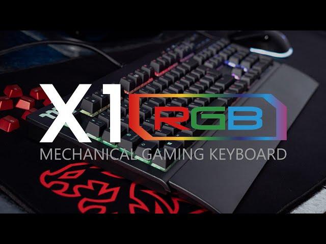 TT Premium X1 RGB Cherry MX