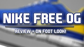 Nike Free OG '14 | Review + On Foot Look!