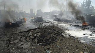 أكثر من نصف أحياء حلب الشرقية مدمرة بالكامل