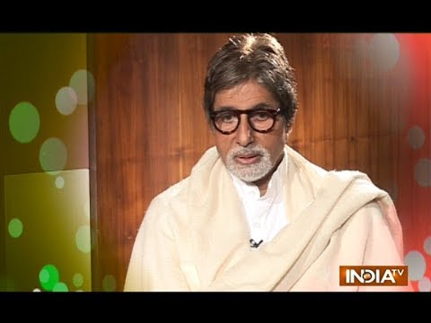 Amitabh Bachchan shares memory of his ancestral house in Allahabad