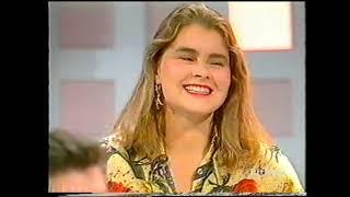 Al Bano e Romina Power Varietà 1991 Oggi Sposi