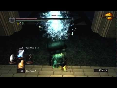 Dark Souls: Souls Farming on Hostile NPCs in Anor Londo | 100.000 Souls in 1 min