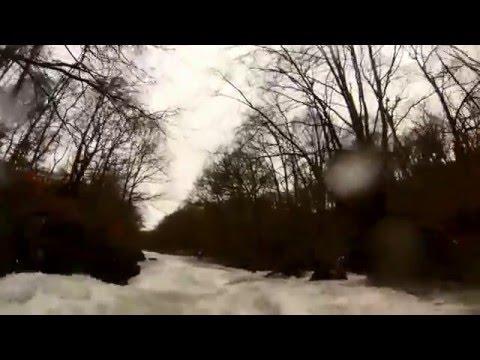 Afon Ogwen - North Wales December 2015
