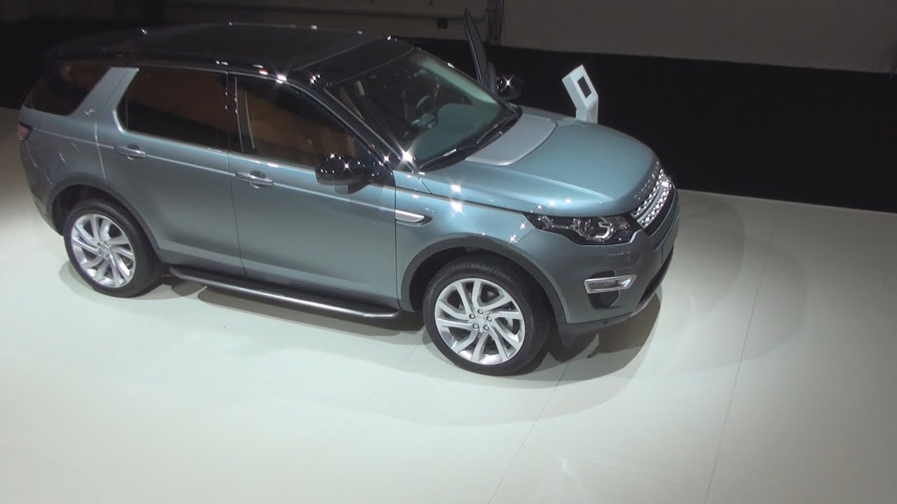 Land Rover Discovery Sport 2.0 Si4 Scotia Grey (2015 ...
