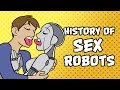 The Cartoon History of Sex Robots