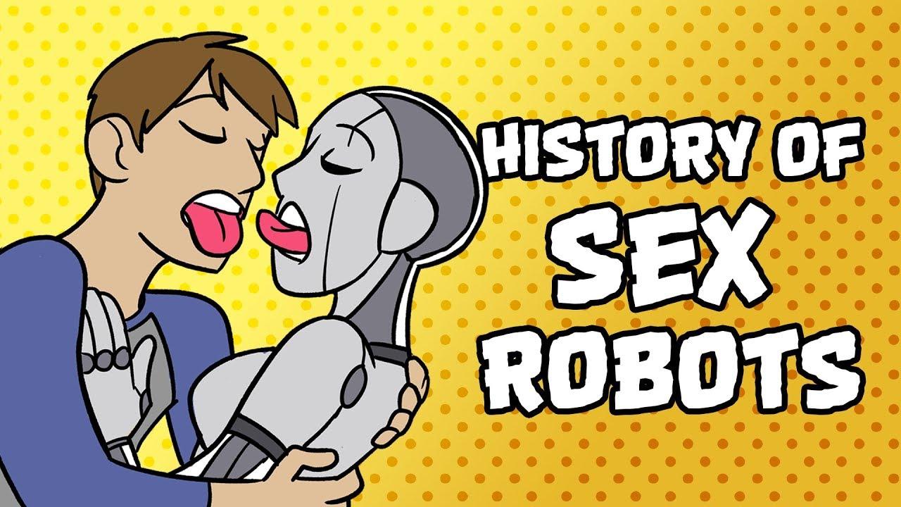 The Cartoon History Of Sex Robots