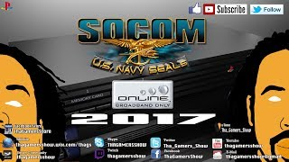 SE04EP273: PlayStation 2 Network Adapter and Socom in 2017