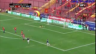 Gol Angelo Henriquez / Universidad De Chile 2 Vs 0 Union Española - Campeonato Scotiabank 2018