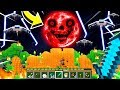 SURVIVING A BLOOD MOON in MINECRAFT!