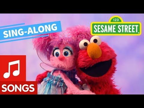 Sesame Street: Two Friends of Two Song with Lyrics   Elmo's Sing-Along Series