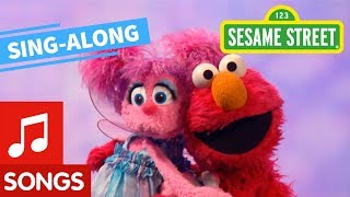 Sesame Street: Two Friends of Two Song with Lyrics | Elmo's Sing-Along Series