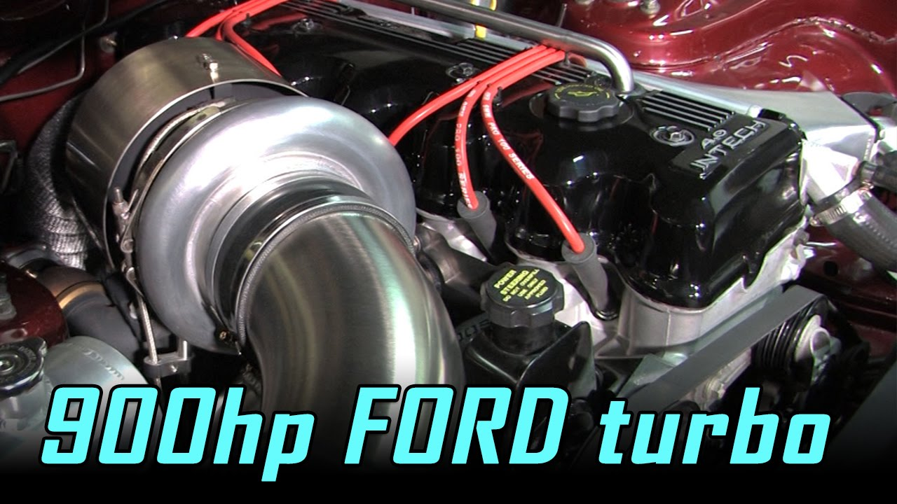 Street Sleeper ~ 900hp turbo 6 Ford Falcon