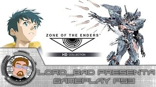 Zone Of The Enders HD Collection PS3 | Gameplay Español