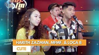 #JammingHot : Harith Zazman, MFMF. & Loca B - Cute
