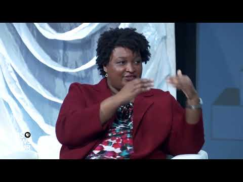 WATCH: Will Stacey Abrams run for president in 2020?